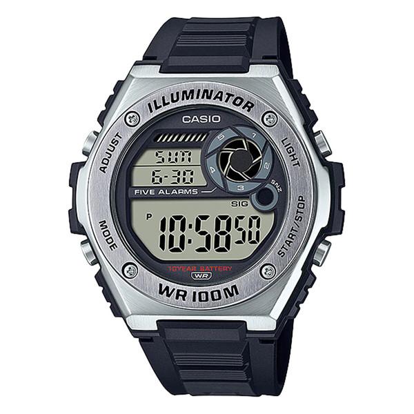 ساعت مچی دیجیتال مردانه کاسیو مدل MWD-100H-1AVDF