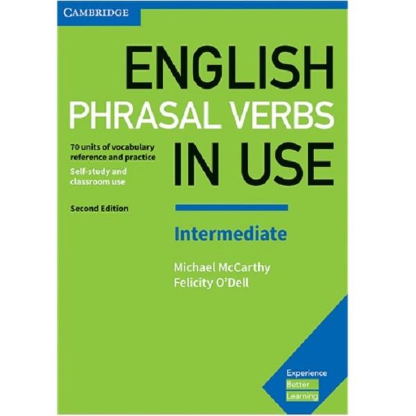 کتاب English Phrasal Verbs In Use intermediate اثر Michael McCarthy and Felicity ODell انتشارات Cambridge