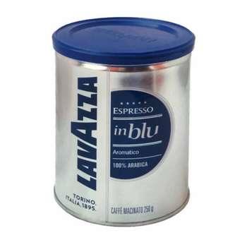 پودر قهوه اسپرسو بلو لاواتزا - ۲۵۰ گرم