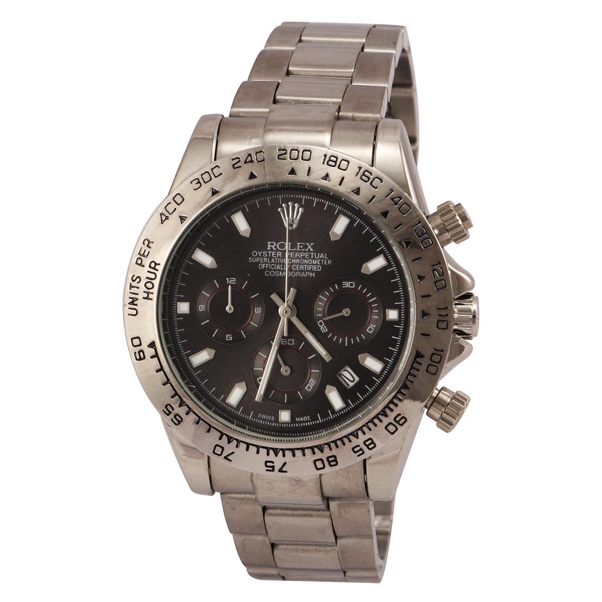 ساعت مچی عقربهای مردانه رولکس مدل 565