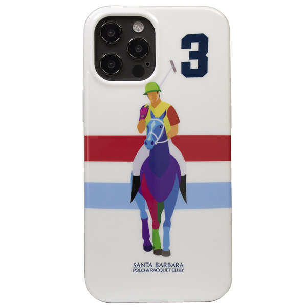 کاور پولو مدل Saint مناسب برای گوشی موبایل اپل IPhone 12 Pro