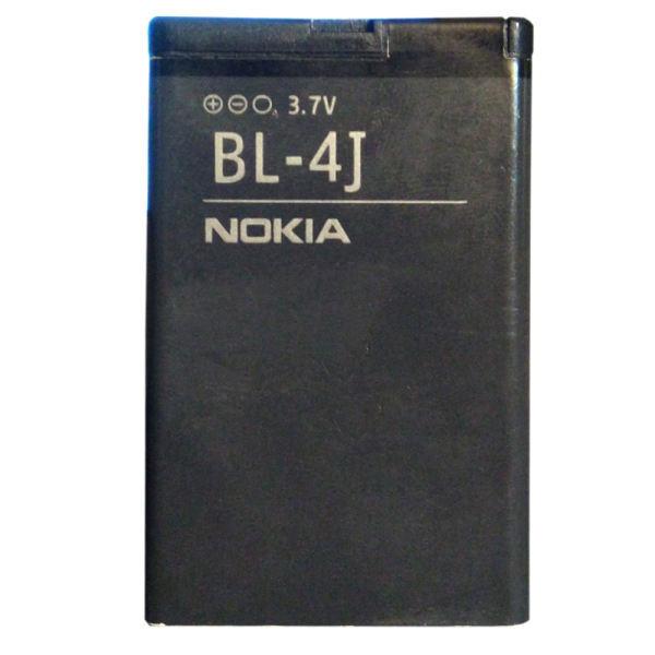 باتری موبایل مدل Li-ION ظرفیت 1200 میلی آمپر ساعت مناسب برای گوشی موبایل نوکیا BL-4J
