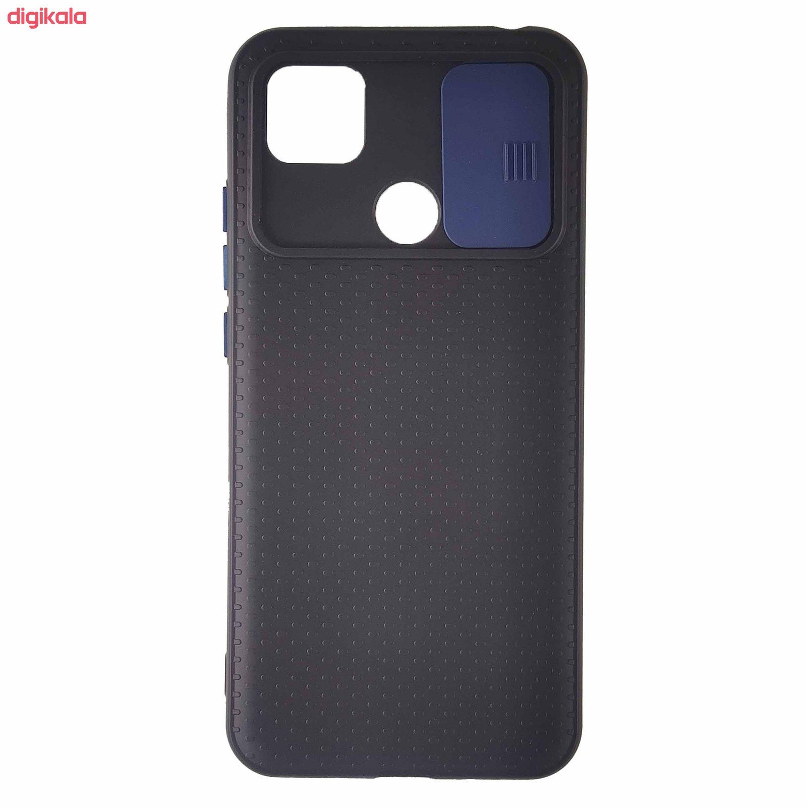 کاور مدل TEM مناسب برای گوشی موبایل شیائومی Redmi 9c main 1 7