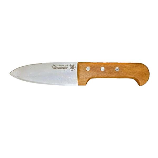 چاقوی اصغر حیدری مدل 417