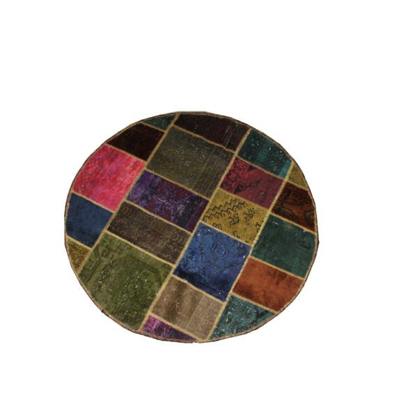 فرش دستبافت یک متری کد 8