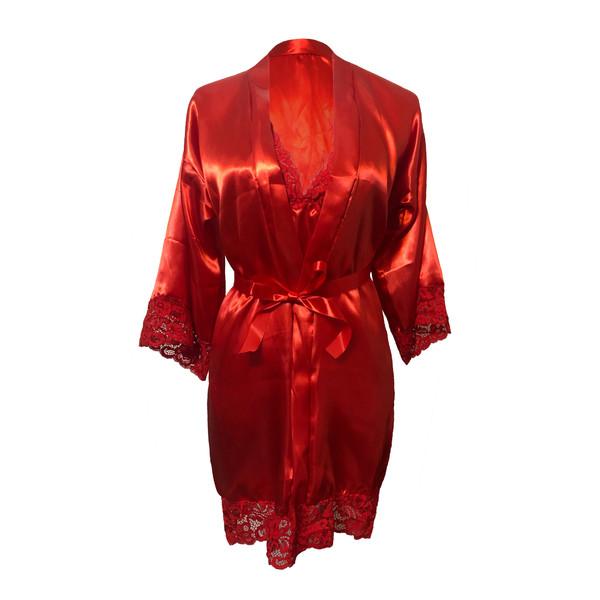 لباس خواب زنانه شیک فام کد 5229