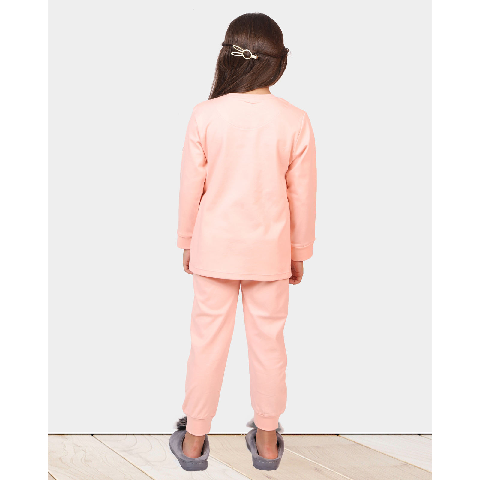 ست تی شرت و شلوار دخترانه مادر مدل 303-80 main 1 10