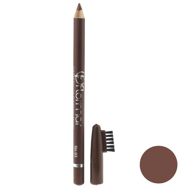 مداد ابرو فلورمار شماره 03
