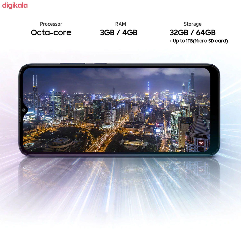 گوشی موبایل سامسونگ مدل Galaxy A02s SM-A025F/DS دو سیم کارت ظرفیت 64 گیگابایت و رم 4 گیگابایت main 1 1