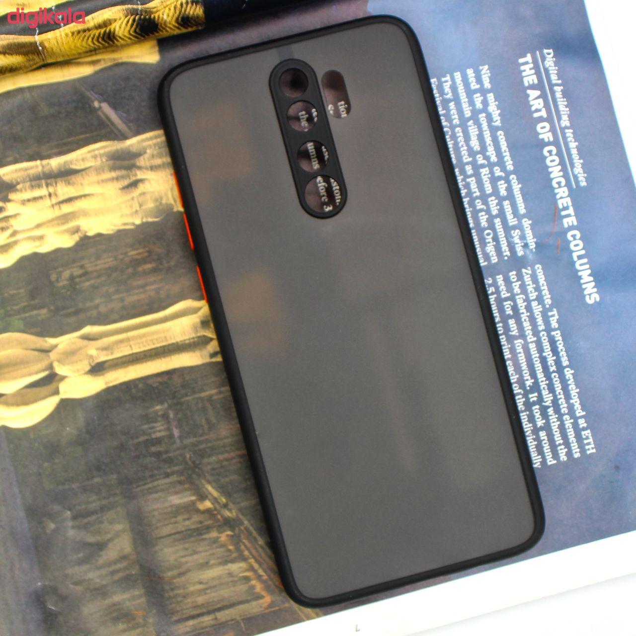 کاور کینگ پاور مدل M22 مناسب برای گوشی موبایل شیائومی Redmi Note 8 Pro main 1 12
