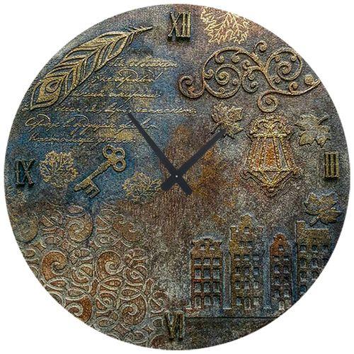ساعت دیواری طرح آنتیک کد 1435