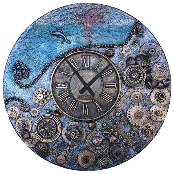 ساعت دیواری طرح آنتیک کد 1445