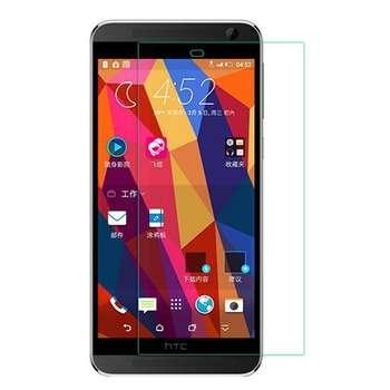 محافظ صفحه نمایش شیشه ای مدل Tempered مناسب برای گوشی موبایل اچ تی سی One E9