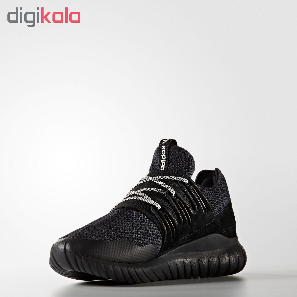 کفش راحتی مردانه آدیداس مدل Tubular Radial کد s76719