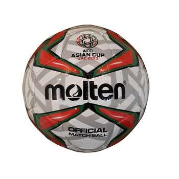 توپ فوتبال مولتن طرح جام ملت های آسیا 2019 |