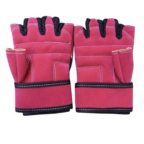 دستکش بدنسازی زنانه مدل SP400