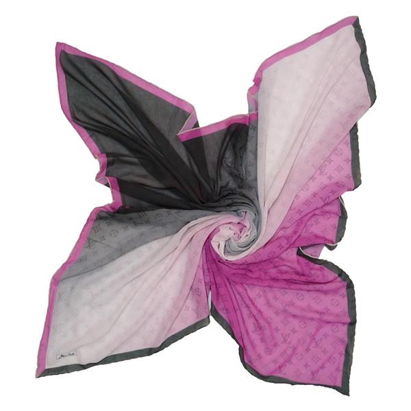 روسری زنانه میس گلد مدل طیفی
