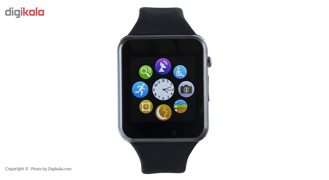 ساعت مچی هوشمند  مدل A1s  sw