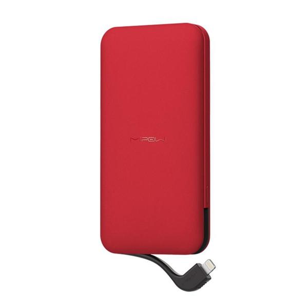شارژر همراه مایپو مدل SPL08W ظرفیت 7000میلی آمپرساعت