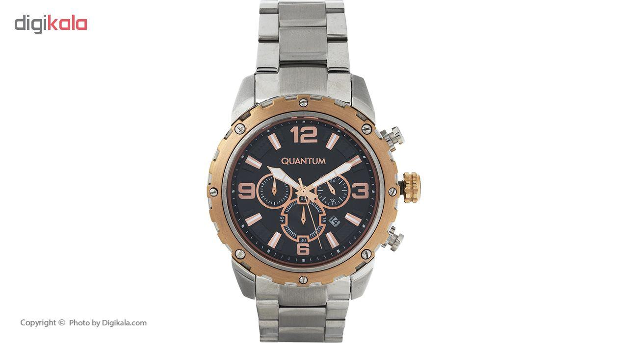 ساعت مچی عقربه ای مردانه کوانتوم مدل ADG457.550              ارزان
