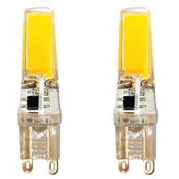 لامپ سی او بی 5 وات مدل  G9-220V بسته دو عددی  