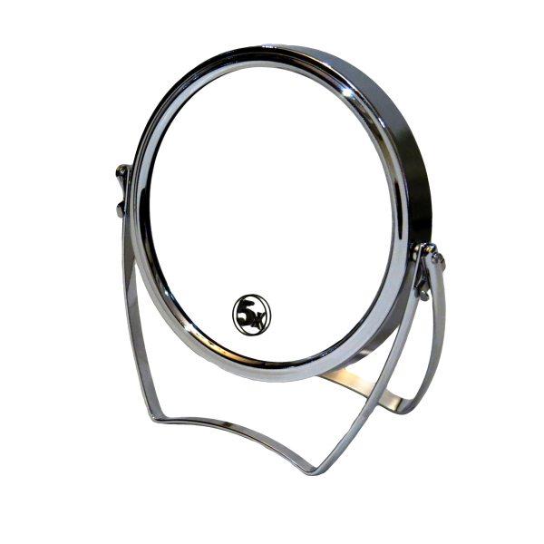 آینه آرایشی کد J01 با بزرگنمایی 5x