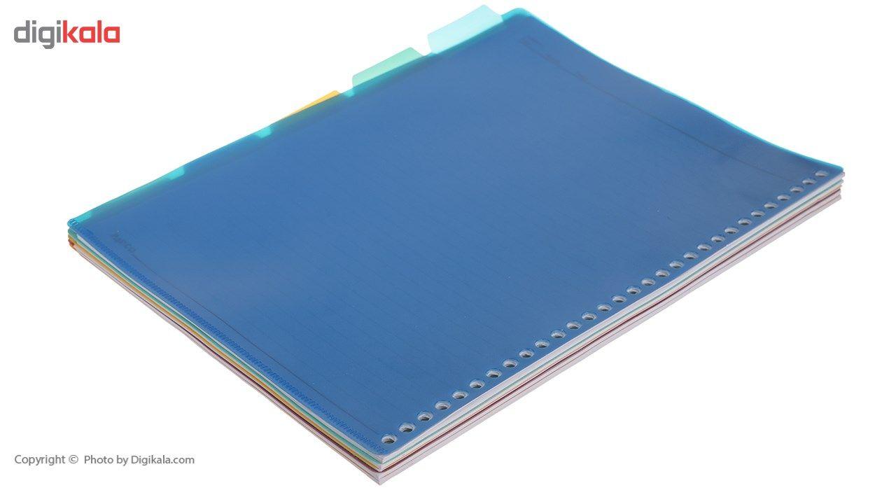 کاغذ کلاسوری پاپکو مدل NB-625-SH بسته 100 عددی سایز A4 main 1 3