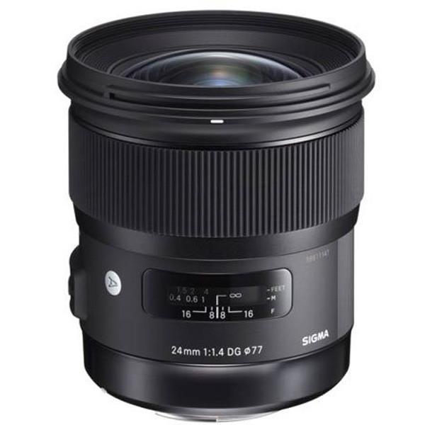 لنز سیگما  24mm F/1.4 DG HSM Art For Canon