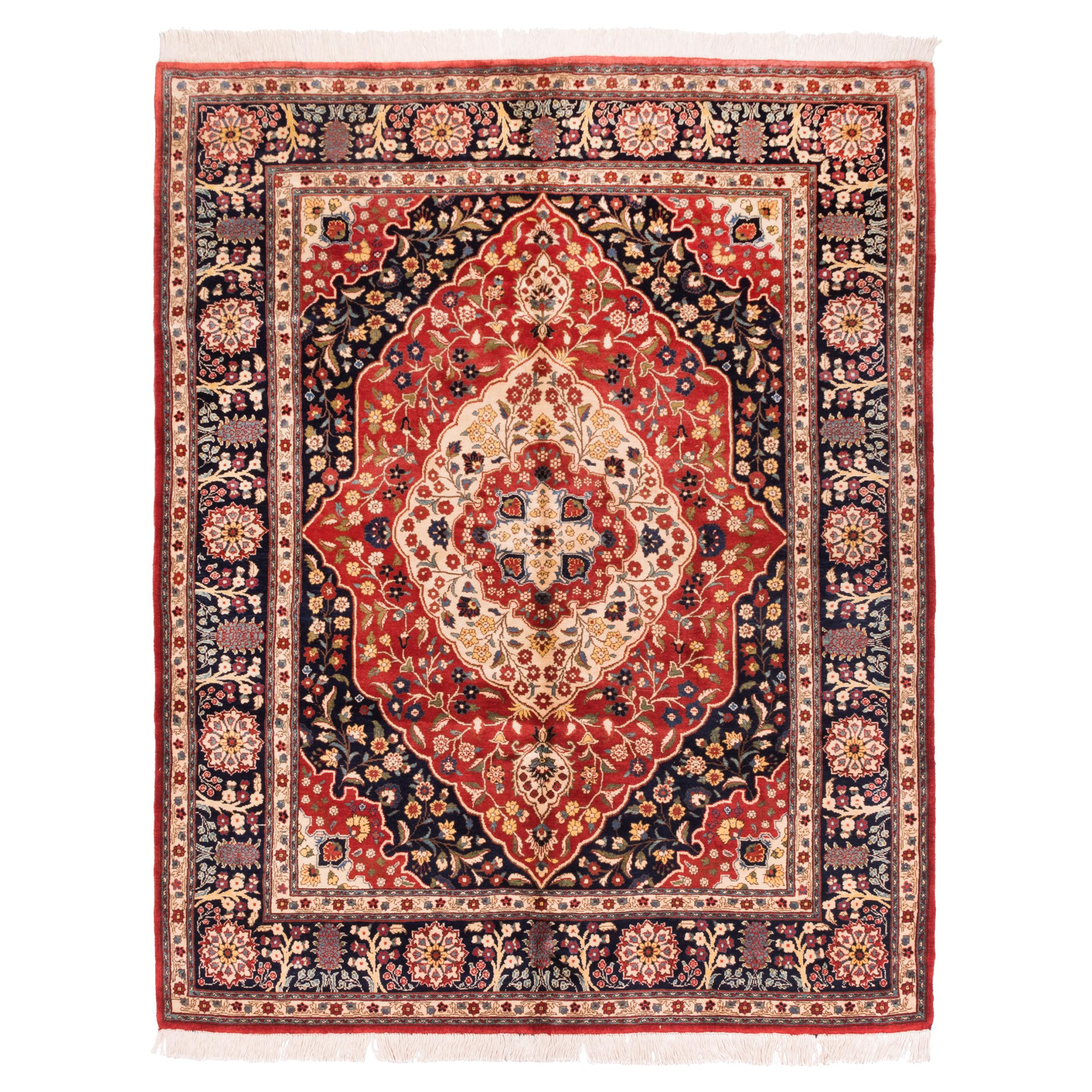 فرش دستبافت پنج متری سی پرشیا کد 702011
