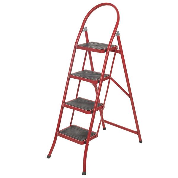 نردبان 4 پله قائم مدل 002