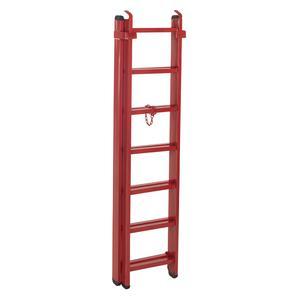 نردبان 14 پله قائم 3 متری مدل 006
