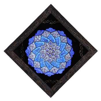 تابلو بشقاب میناکاری کد 16-10088