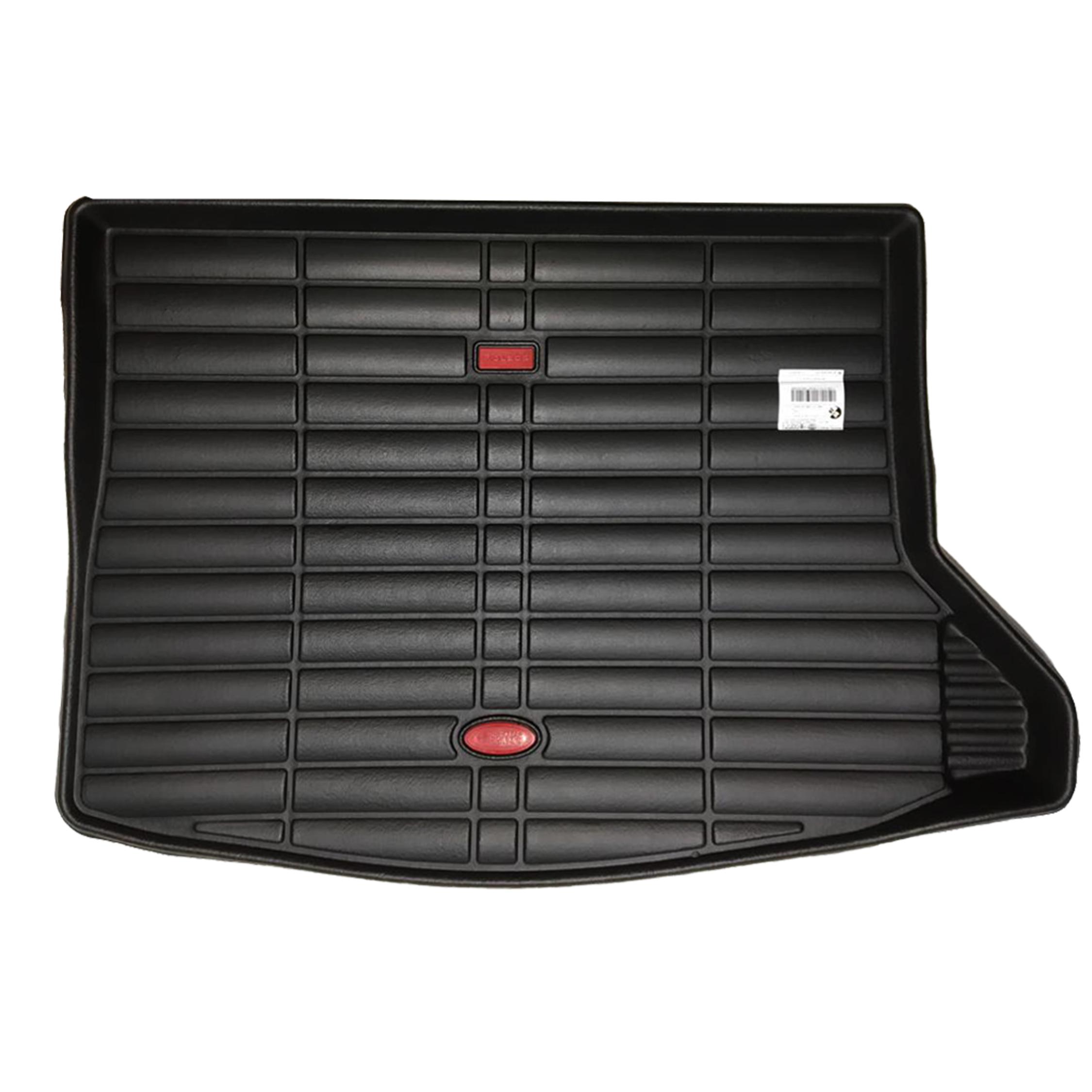 کفپوش سه بعدی صندوق خودرو بابل مدل ch6565 مناسب برای رنو کولیوس