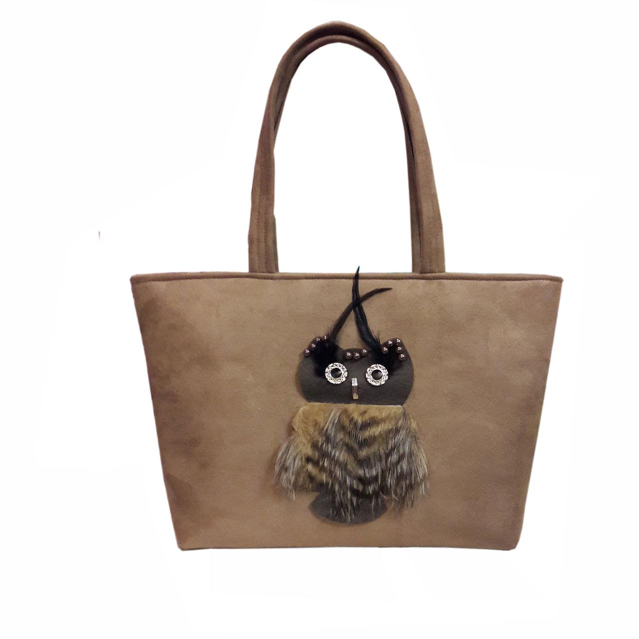 کیف رودوشی زنانه مدل owl