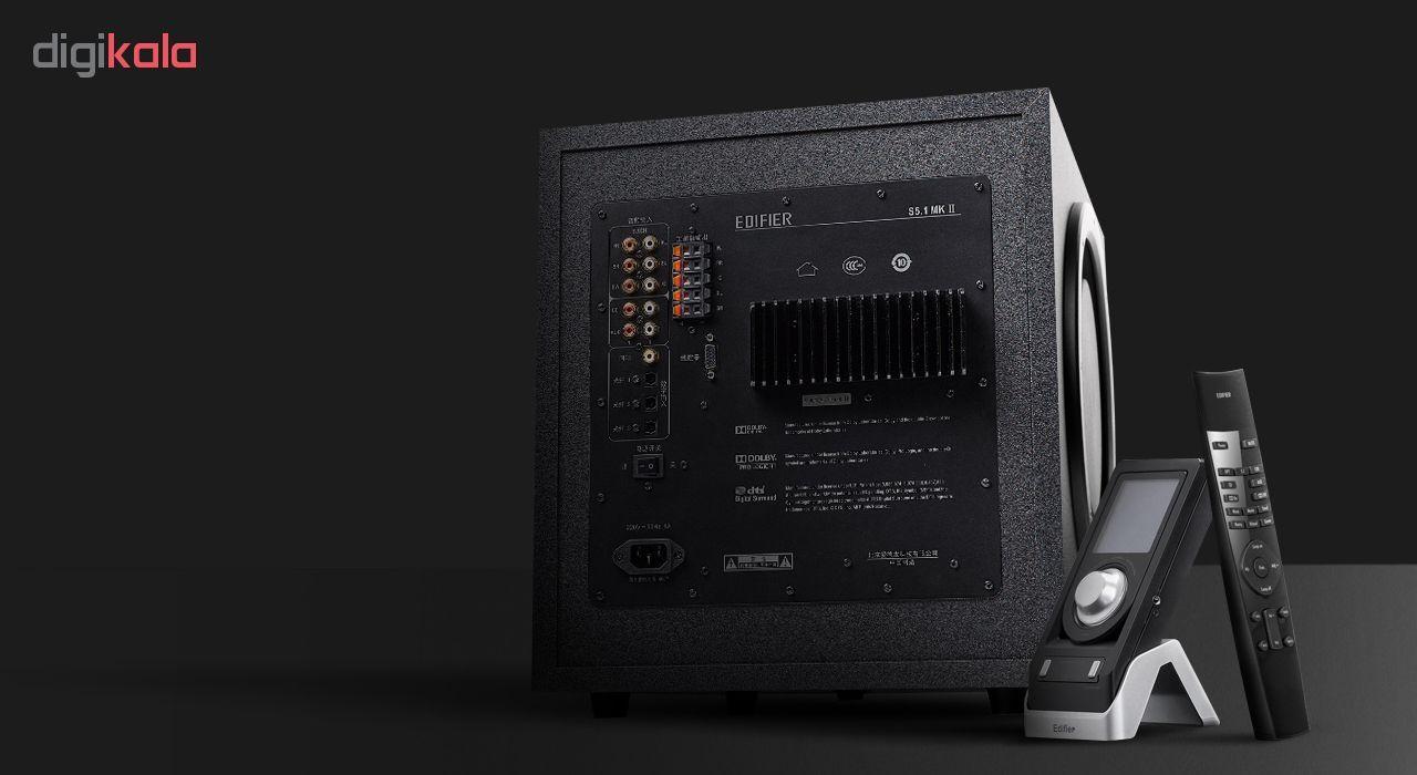 پخش کننده خانگی ادیفایر مدل S760D main 1 5