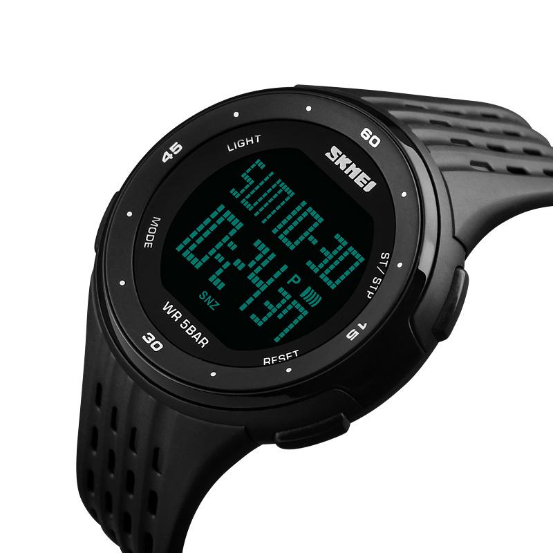 ساعت مچی دیجیتال اسکمی مدل 1219M-NP             قیمت