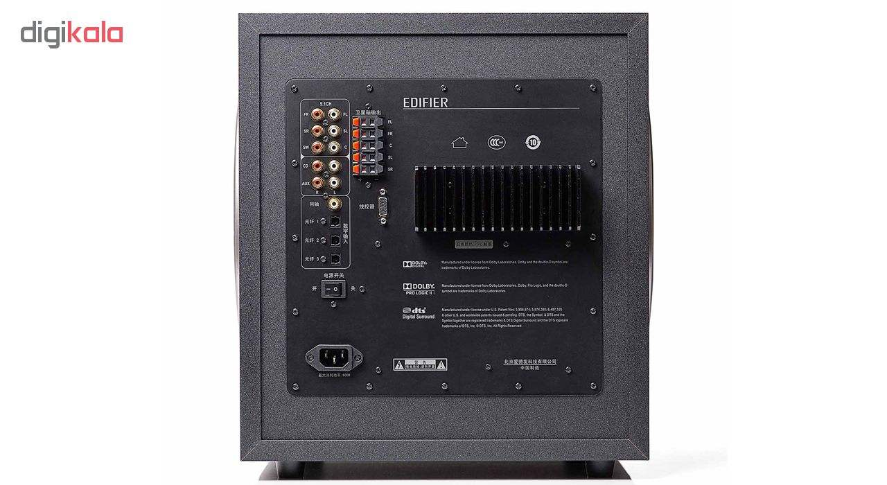 پخش کننده خانگی ادیفایر مدل S760D main 1 3