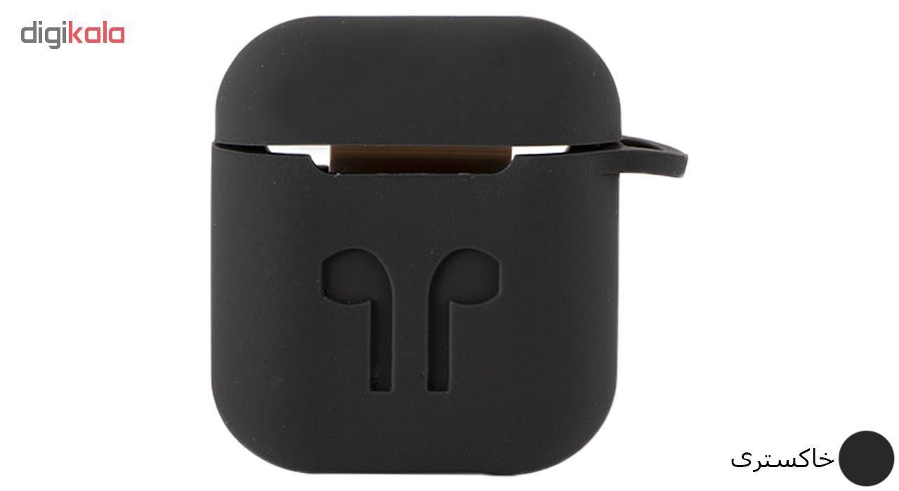 کاور محافظ سیلیکونی مدل A.JMEI مناسب برای کیس Apple AirPods main 1 3