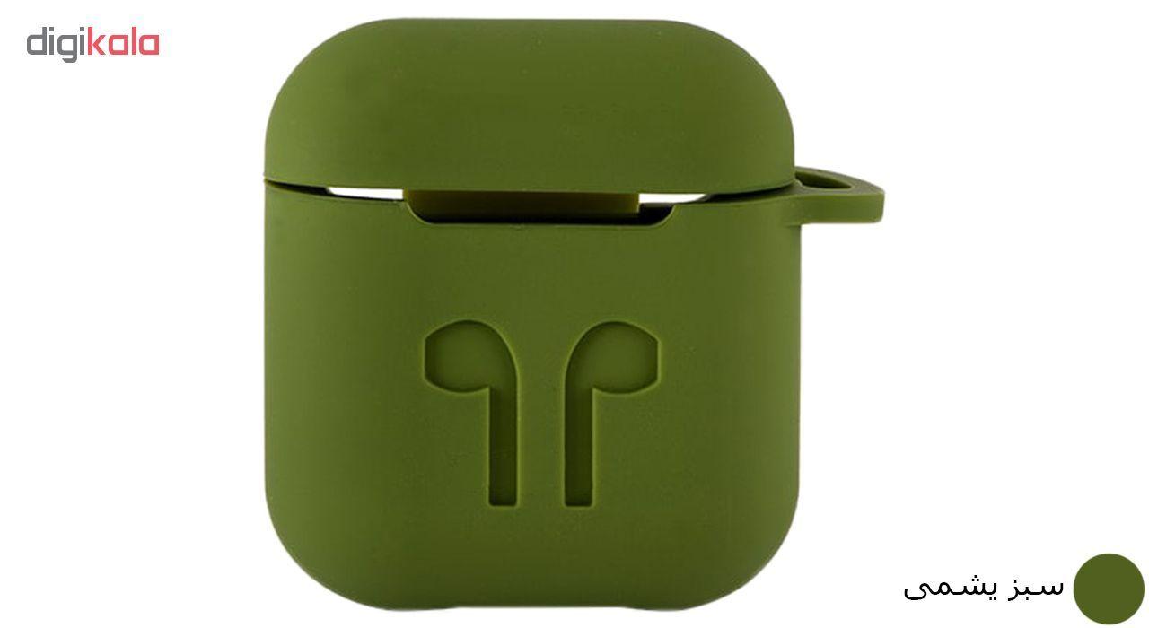 کاور محافظ سیلیکونی مدل A.JMEI مناسب برای کیس Apple AirPods main 1 9