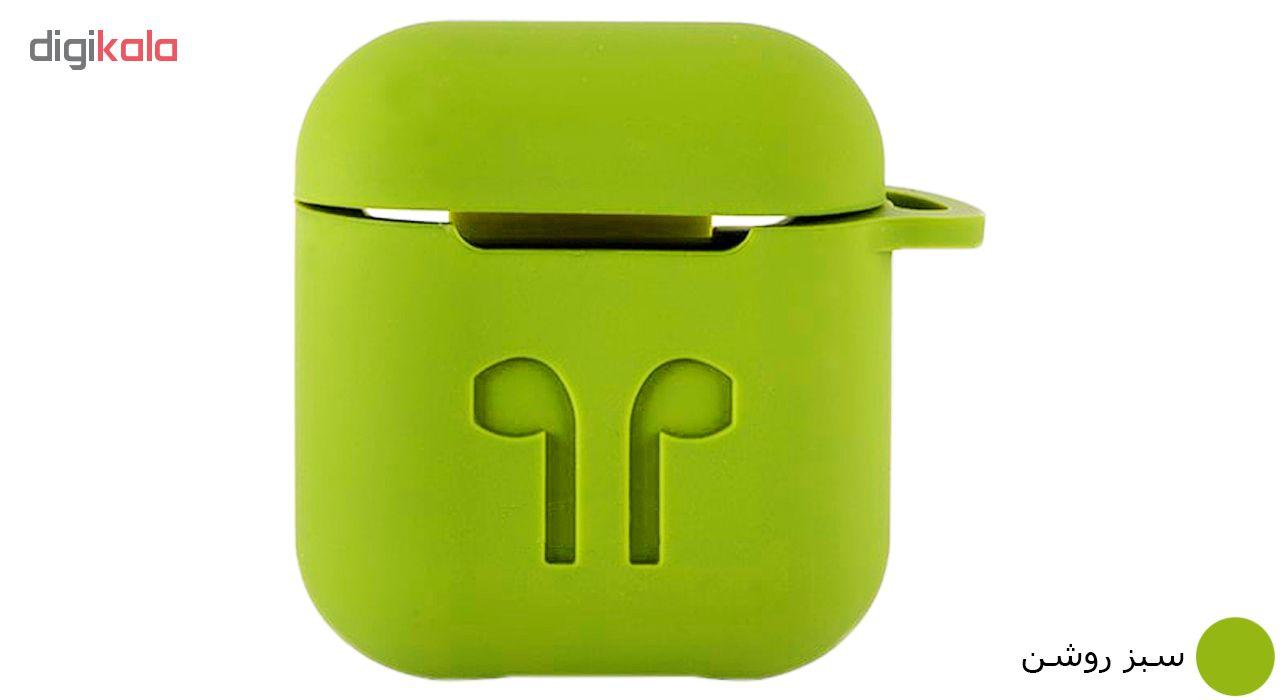 کاور محافظ سیلیکونی مدل A.JMEI مناسب برای کیس Apple AirPods main 1 10