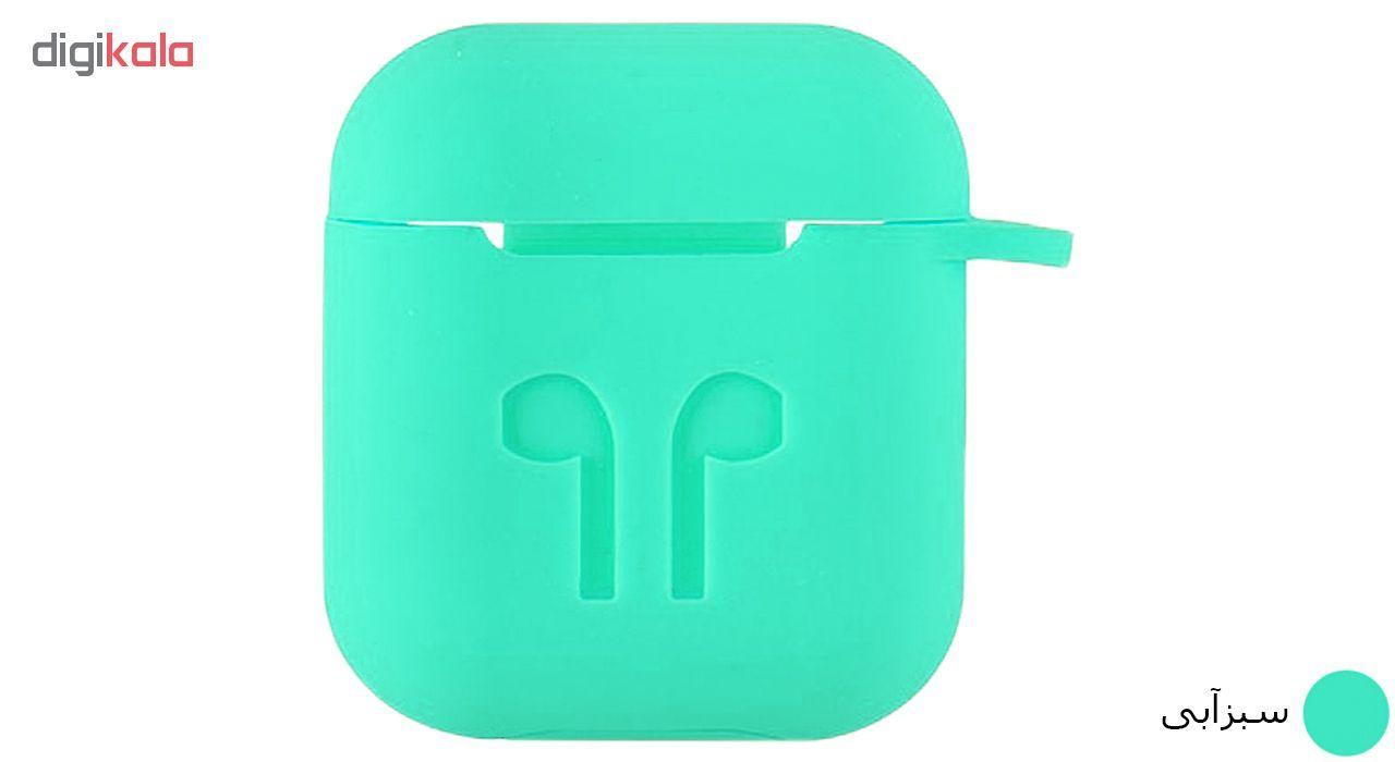 کاور محافظ سیلیکونی مدل A.JMEI مناسب برای کیس Apple AirPods main 1 11