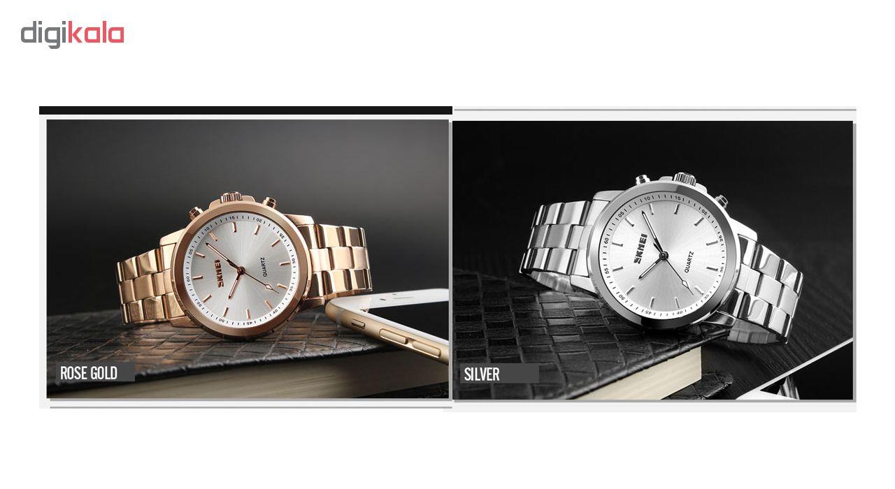 ساعت مچی هوشمند مردانه اسکمی مدل 1324S