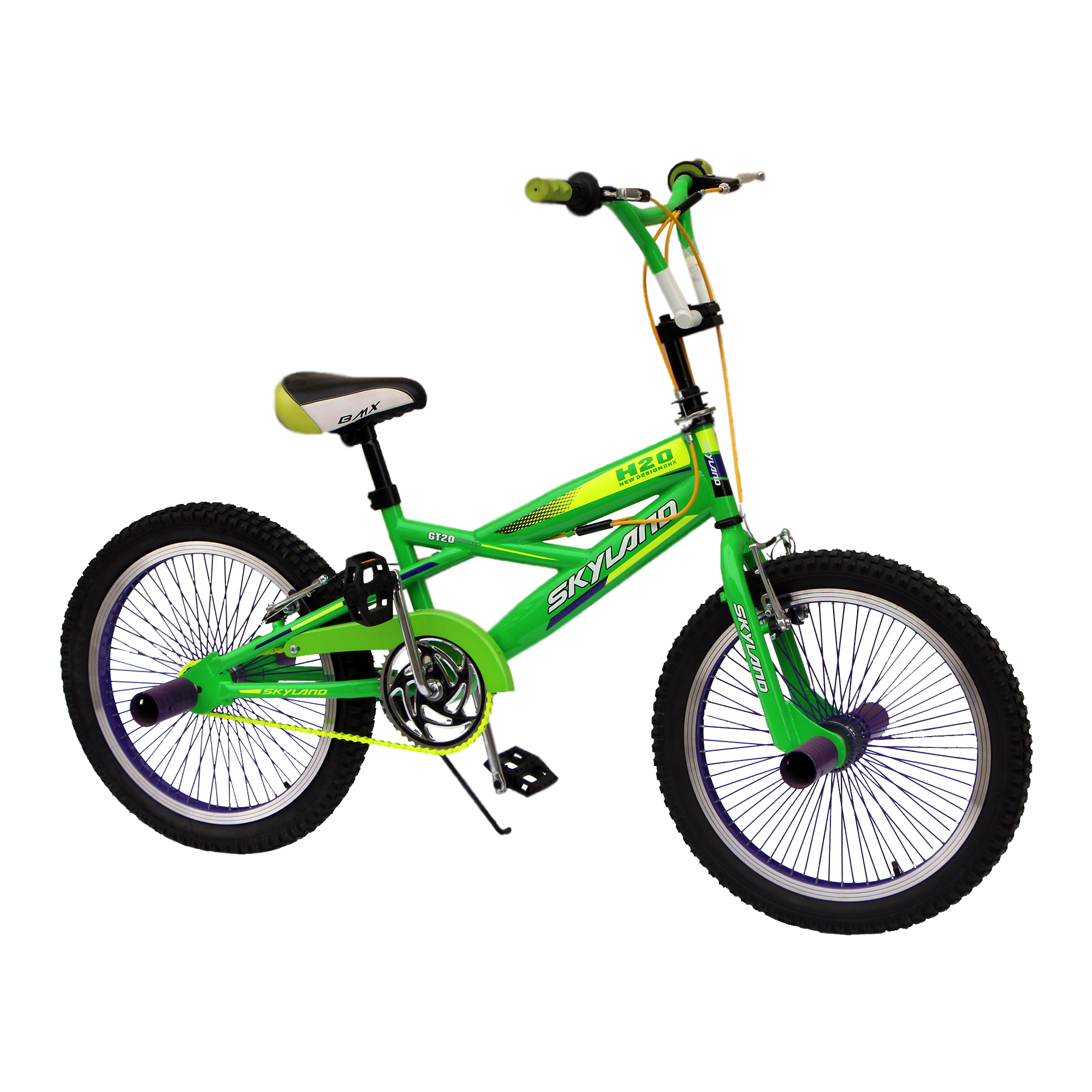 دوچرخه اسکای لند مدل بی ام ایکس 0060SG سایز 20