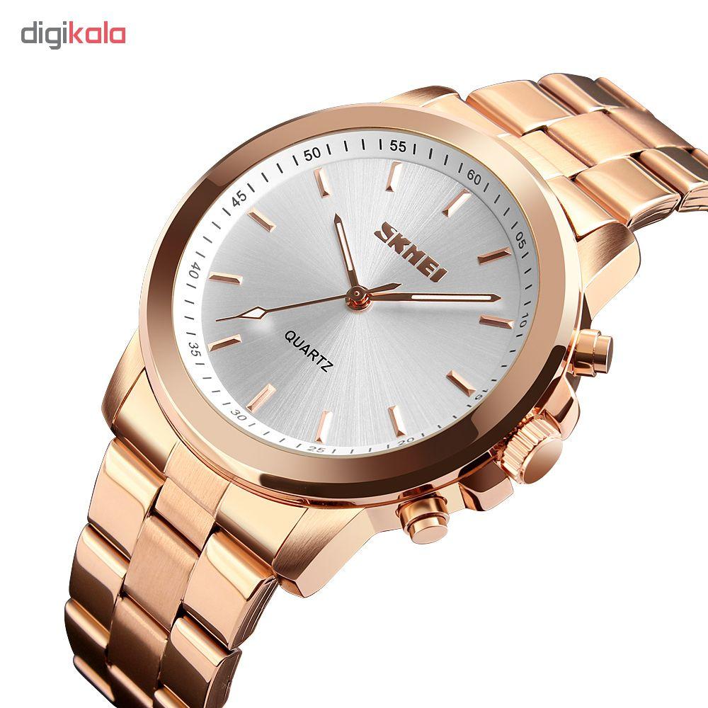 خرید ساعت مچی هوشمند مردانه اسکمی مدل 1324G