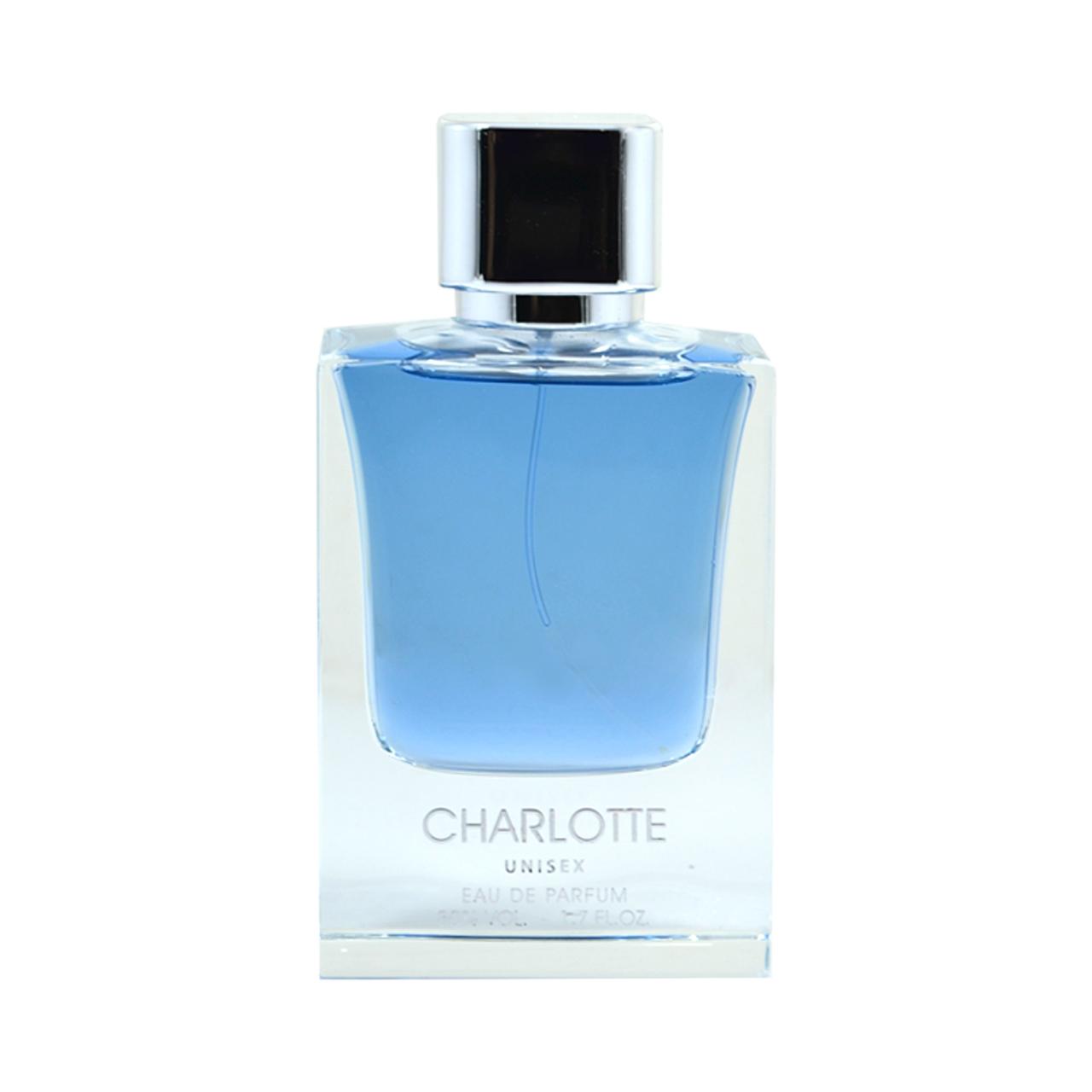 ادوپرفیوم مردانه ری بارتون مدل CHarlotte unisex