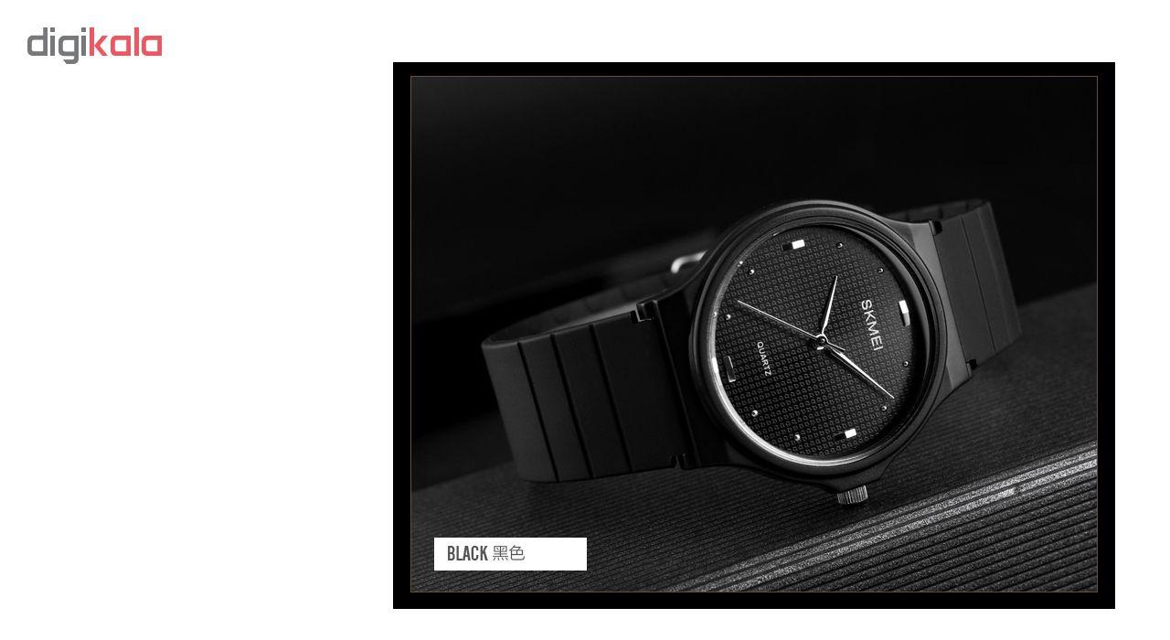 ساعت مچی عقربه ای زنانه اسکمی مدل 1421M