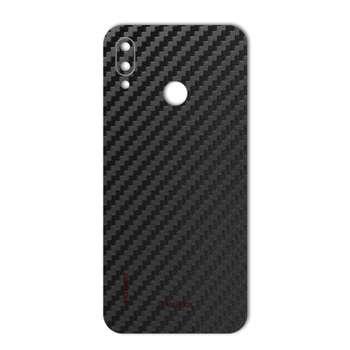 برچسب پوششی ماهوت مدل Carbon-fiber Texture مناسب برای گوشی  Huawei Nova 3e