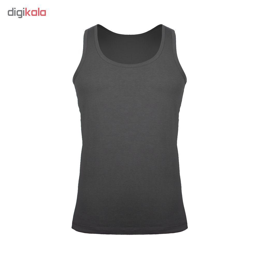 زیرپوش رکابی مردانه کیان تن پوش مدل A Shirt Classic LG main 1 1
