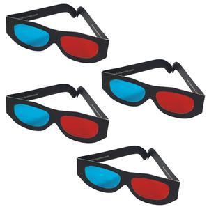 عینک سه بعدی Tachyon پک 4 عددی
