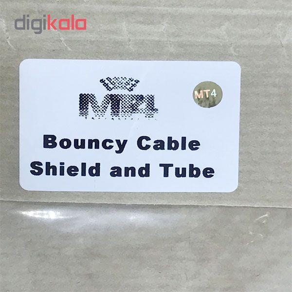 محافظ کابل ام تی فور مدل Bouncy and Tube L main 1 13
